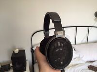 LEGENDARY SENNHEISER HD650 MIXING HEADPHONES
