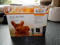 "Birkmann Baking Mould - ""Knut the Elk"" - Brand New"
