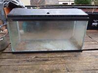 Free fish tank vivarium for dry pet 50L