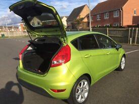 Ford Fiesta Titanium 5dr - Low mileage