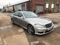 MERCEDES S320 L 20ins AMG WHEELS FULLY LOADED
