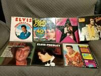 Elvis albums,gone pending collection.