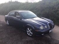 2004 JAGUAR S TYPE SPORTS MODEL AUTOMATIC. SPORTS IN SUPERB CAR GREY AUTOMATIC LOADS HISTORY MOT