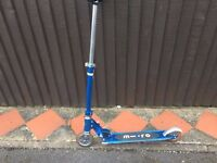 MICRO SPRITE SCOOTER 5-12 YEARS ******** Excellent Condition