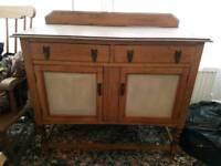 Wooden sideboard / dresser