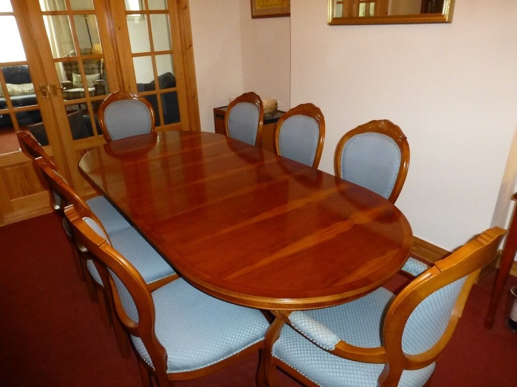 Dining Table And Chairs Gumtree Glasgow Kitchen