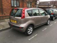 Nissan Note Automatic 38,000 Miles