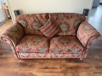 Duresta Mayfair Quality Sofa and 2 Chairs