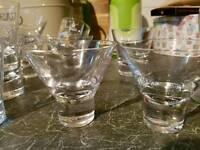 Water glasses set