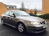 2005 05 Saab 9-3 1.9 TiD Linear Sport LOW MILEAGE 100k not vectra mondeo passat a4 volvo