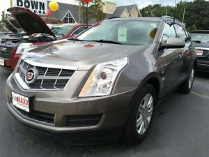2012 CADILLAC SRX BASE - LEATHER HEATED MEMORY SEATS, BLUETOOTH,