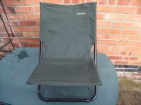 WYCHWOOD FISHING CHAIR - EXCELLENT CONDITION