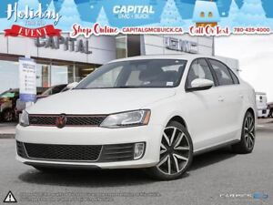 2013 Volkswagen GLI AUTOBAHN NAV HEATED SEATS SUNROOF 71K KMS