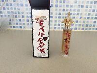 Let It Rock Eau de Parfum Vivienne Westwood - 30 ml new!!!