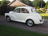 Morris Minor 1000 2 door saloon for sale in lovely condition