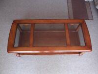 Coffee Table Cherry Oak