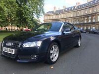 Audi A5 (2010) Convertible TDI 2.0