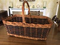 Quality wicker basket for sale
