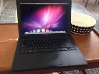 "Black 13"" MacBook"