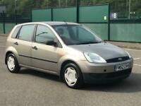 2002 FORD FIESTA *1.4 *5 DOOR *DIESEL *S HISTORY - 10 STAMPS* *£30 ROAD TAX! *MOT *PX* *DELIVERY*