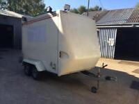 Wanted Tow-a-Van , load lugger box trailer