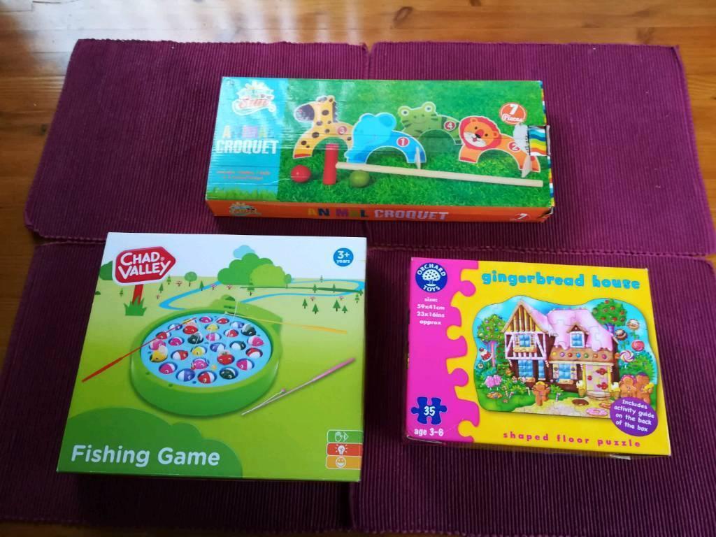 Kids games/puzzle (bundle)