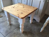 Solid Pine Painted Coffee / Occasional Table