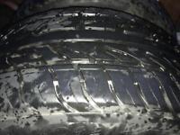 Tyres 255 45 18 x2