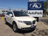 2011 Lincoln MKX AWD!!LEATHER!!NAVIGATION!! BACK-UP CAMERA