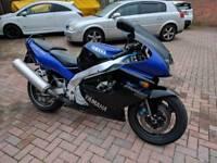 Yamaha Thunderace 1000cc