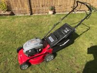 Einhell Petrol Self Propelled Lawn Mower Great Condition