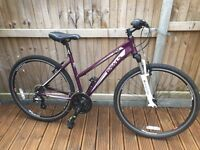 Dawes Discovery X04 Ladies Hybrid Bike 700c