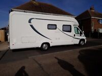 4 Berth Fiat Auto-Trail Tracker RB Fixed Bed (Island Bed) motorhome 2013