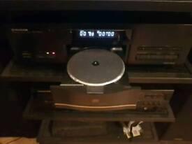 Pioneer Stable Platter cd player