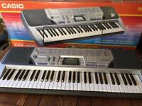 Casio CTK-496 keyboard excellent ideal gift