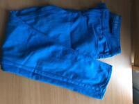 Soft blue size 12 skinny jeans