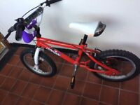 enegade Cycle 14 inches bike Used