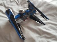 Lego Star Wars 6206 TIE Interceptor.