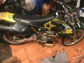 Drz 400 Tank and Plastics full set (e exhaust available )