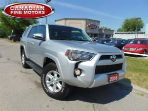 2016 Toyota 4Runner 7PASS-NAVI-CAM-LEATHER ROOF