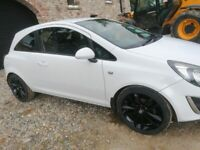 Vauxhall, CORSA, Hatchback, 2012, Manual, 1229 (cc), 3 doors