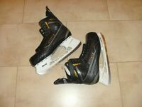 Bauer Supreme 150 Ice Skates For Sale. 11.5 Adult Size