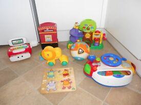 toys suitable 1-3 years Wymondham NR18