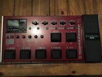 Korg AX3000B Multi Effects Pedal