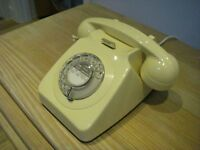 Vintage 60's/70's dial Telephone.