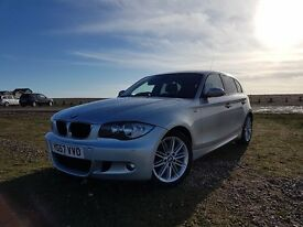 BMW 118d m sport MUST GO!! 4200 if gone by the weekend