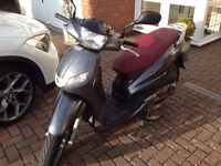 Great Condition Peugeot Tweet 125 Full Dealer Service History