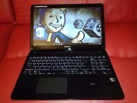 """GAMING SONY VAIO TOUCH SCREEN 15,6"""" - CORE i5 - QUAD CORE - WIN 10 - BACK LIGHT KEYBOARD - 12 GBRAM"""