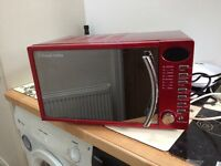 Microwave - Red