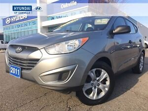 2011 Hyundai Tucson GL FWD | 2.0L | POWER OPTION | NO ACCIDENT
